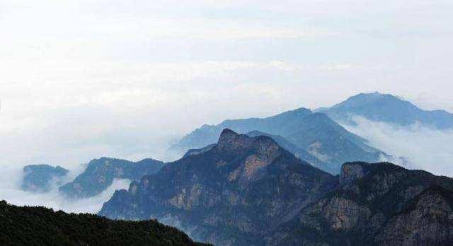 《陕西省秦岭生态环境保护条例》于12月1日正式实施!