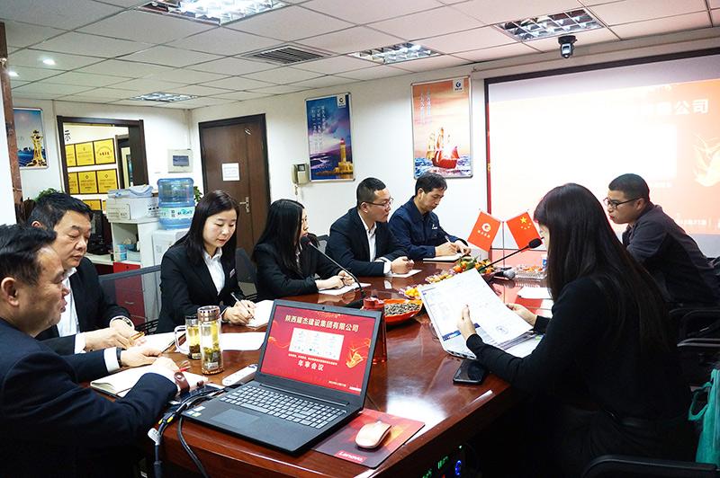 耀杰集团三大管理体系认证年审审核顺利完成