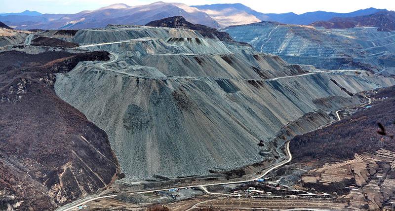 非煤礦山粉塵和噪聲