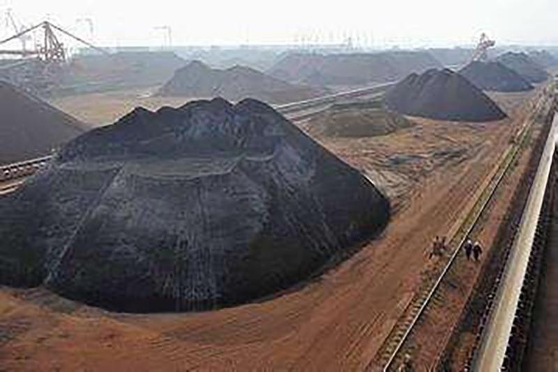 采矿方法之空场采矿法