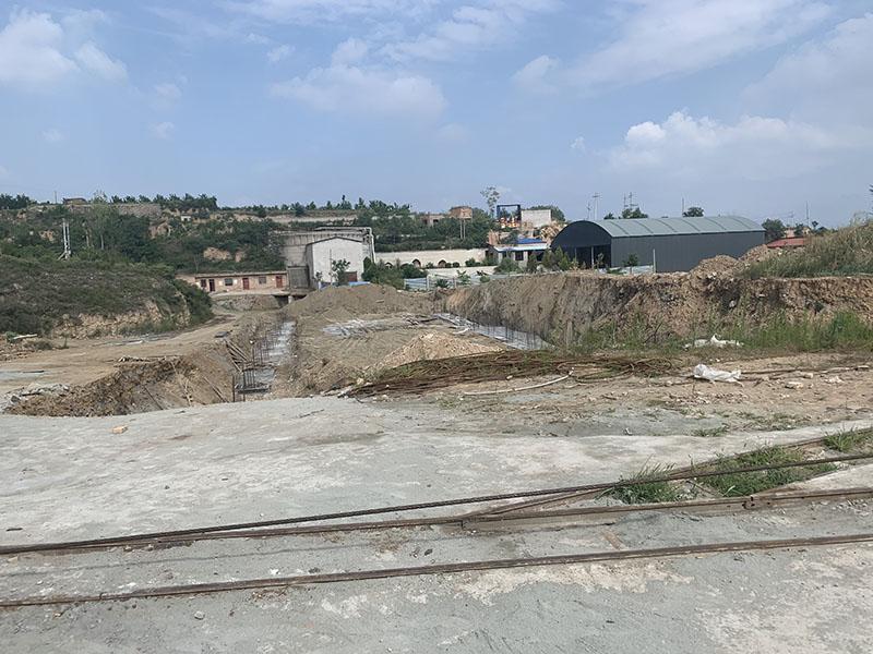 山西曲沃縣富盛礦業有限公司基建井巷工程施工