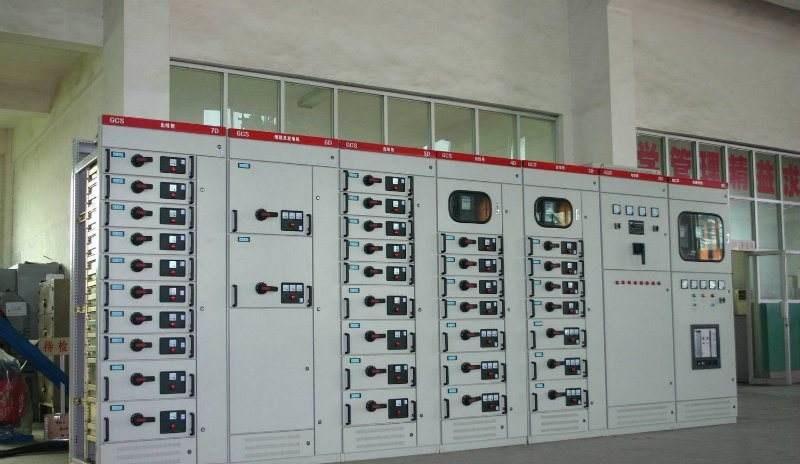 白水龙泉煤炭有限公司高低压成套配电柜