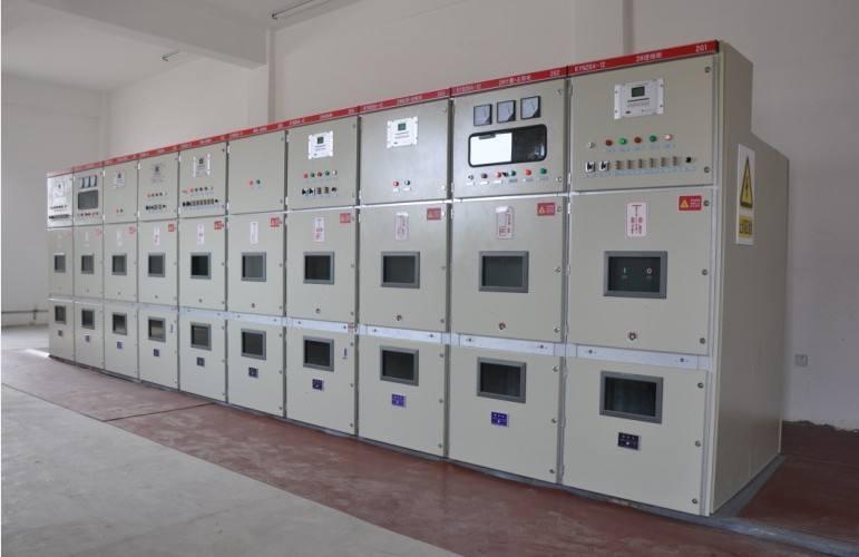 陕西荣海电力工程有限公司高压成套开关柜