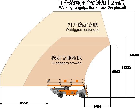 西安高空作业车