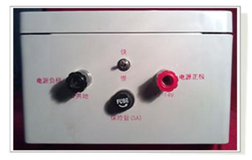 电子脉冲拦渔机