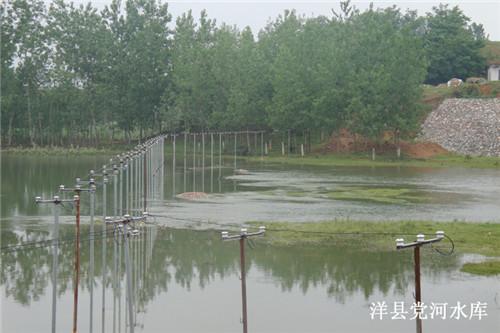 洋县党河水库
