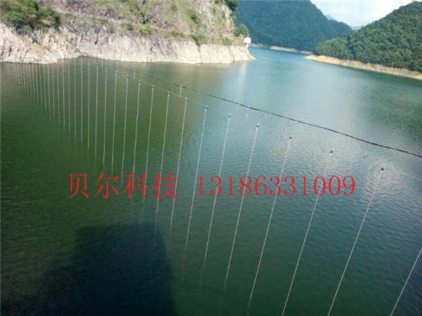 拦渔电栅栏