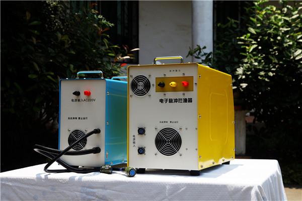 陕西分体式电子脉冲拦渔机