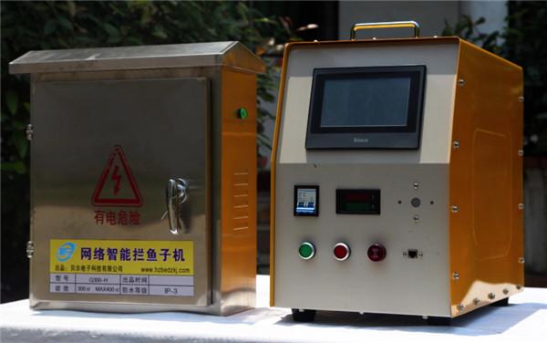 陕西网络智能电子脉冲拦渔机