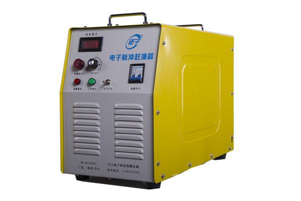电子脉冲拦鱼机的使用原理