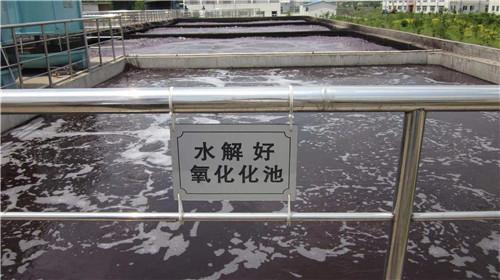 浩龙氧化化池