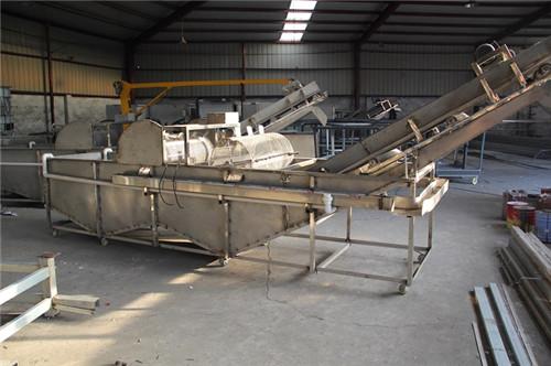 河南大型豆芽生产线厂家