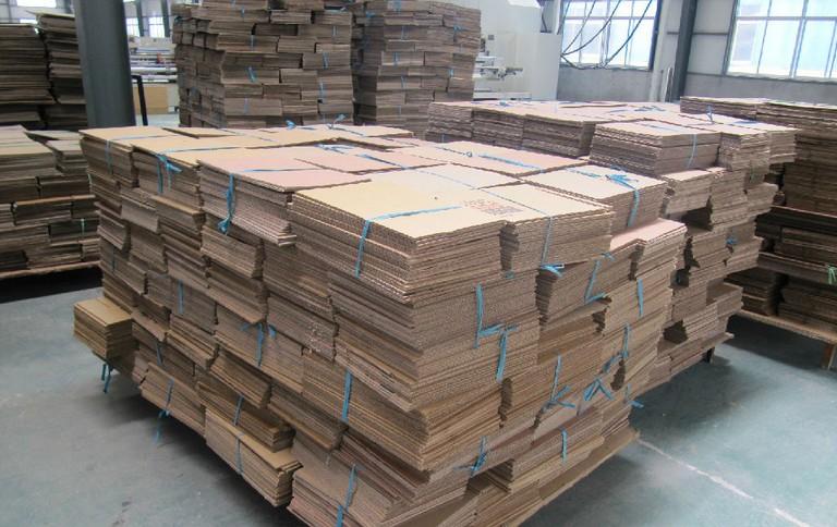 成都纸箱包装合作案例
