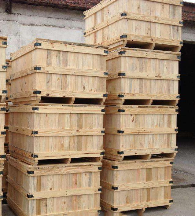 成都木箱包装合作案例