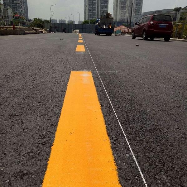 与罗江合作多个四川标志标线施工项目