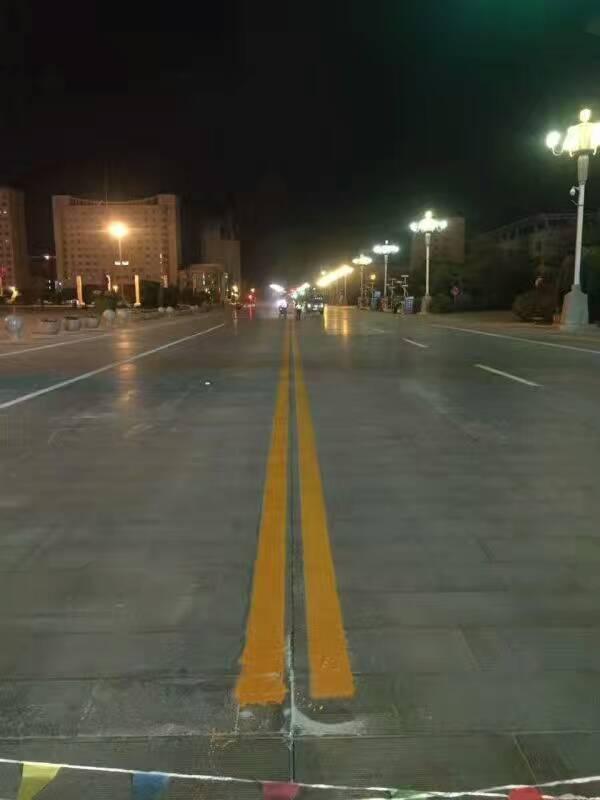 四川标志标线施工