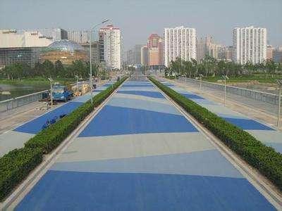 你知道吗?四川彩色防滑施工材料和步骤