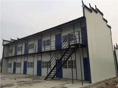 河南彩板活动房生产