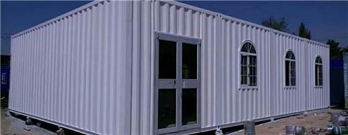 河南集装箱房安装