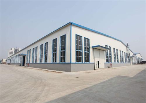 河南钢结构厂房