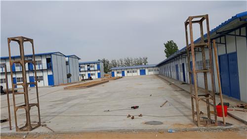 郑州彩板活动房生产