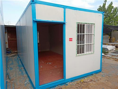 集装箱房在设计时候如何考虑防火问题?