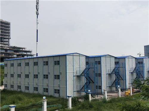 郑州轻钢k式房的面积到底是怎么进行计算的?
