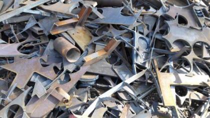废铁回收案例