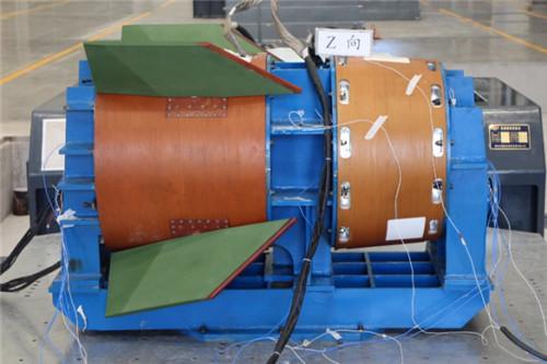 陕西发动机环境试验在飞行弹舱段检测中进行使用