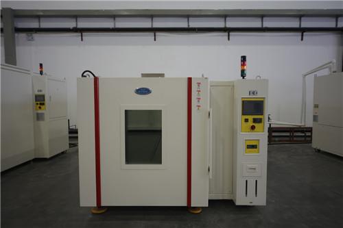 5立方步入式可编程高低温湿热试验箱