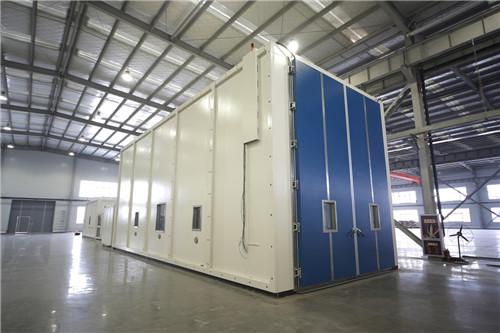 300立方步入式高低温湿热试验室