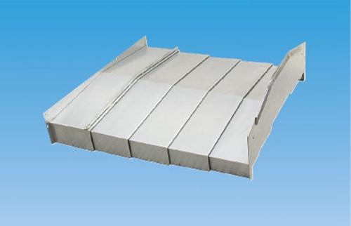 钢板不锈钢机床导轨防护罩