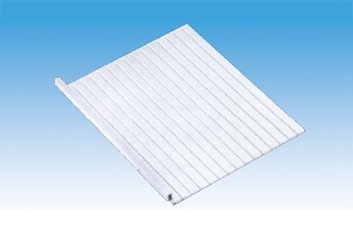 铝形平帘护罩