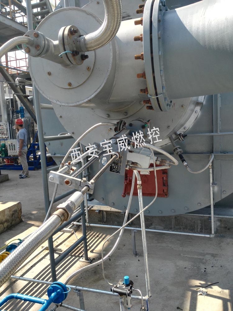 锅炉燃烧控制系统
