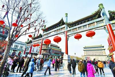 春节假期PM2.5同比降一半