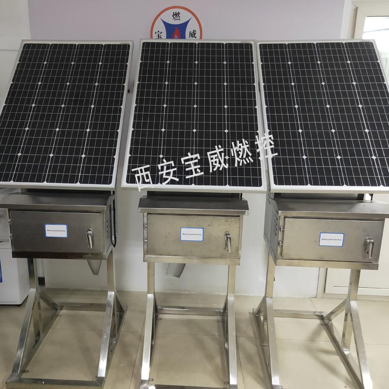 太阳能自动点火控制箱