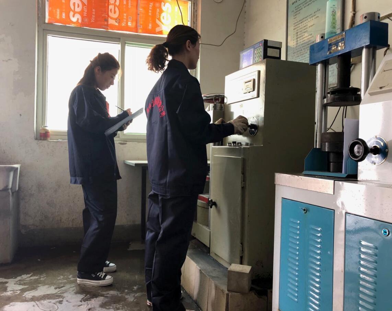 陕西房建原材料检测