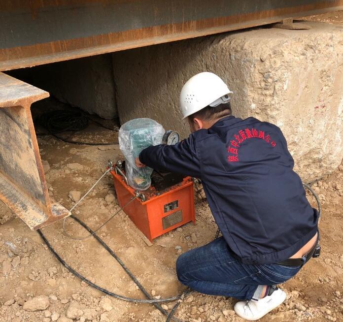 地磅地基基础检测过程可能出现的问题