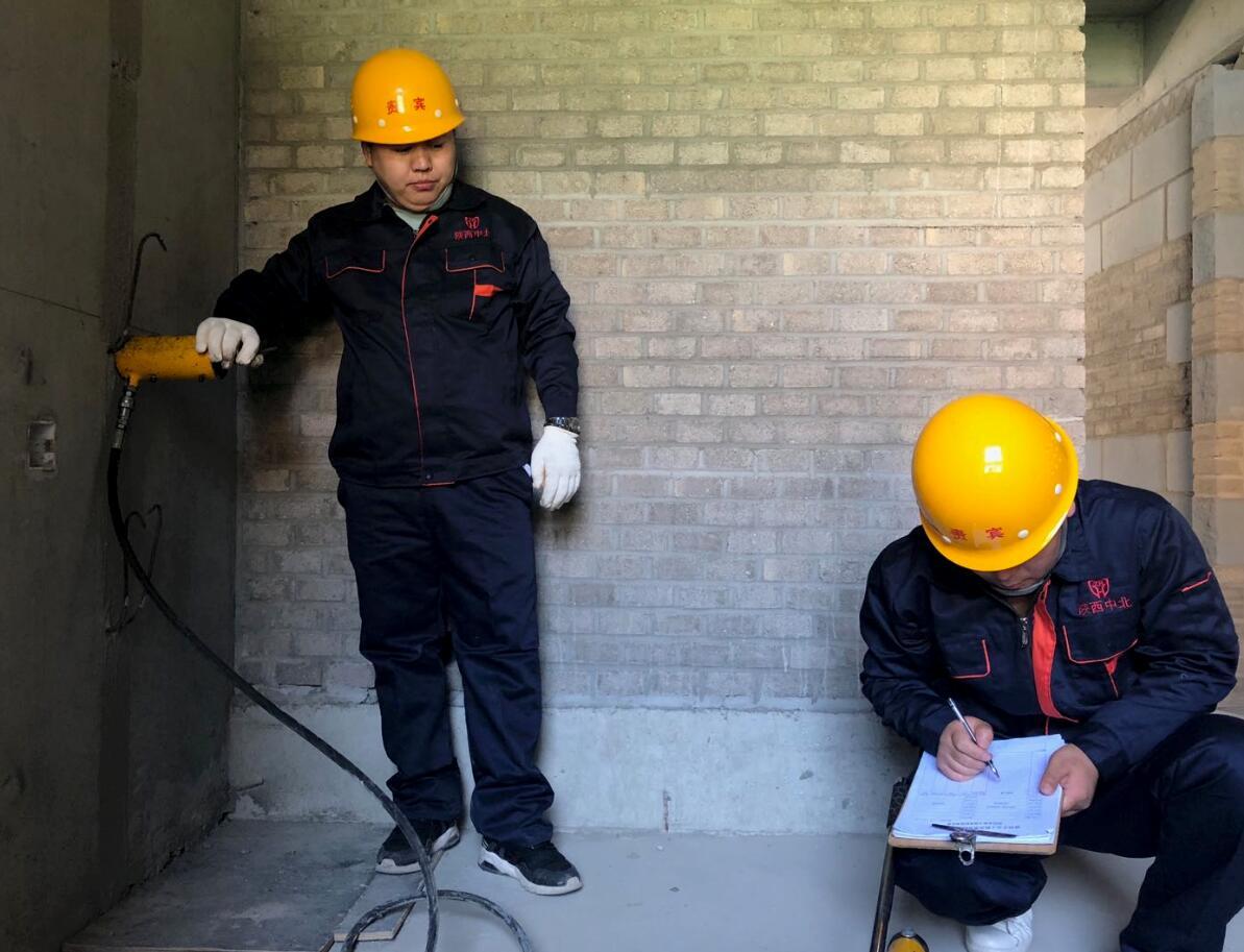 陕西主体结构检测厂家
