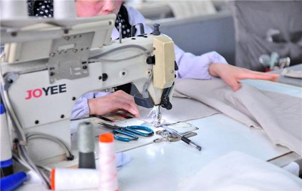 生产机器加工
