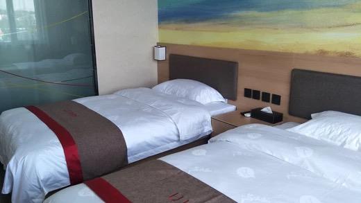 陕西酒店床旗