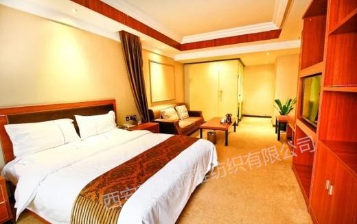 陕西酒店布草