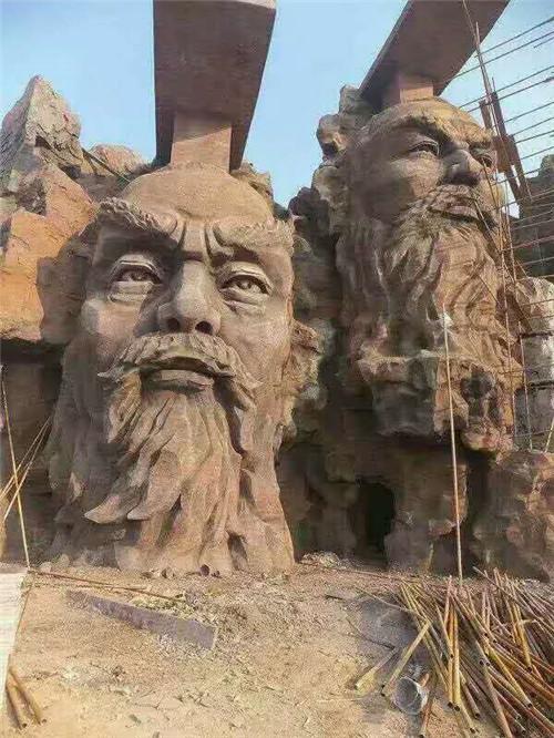 西安造型雕塑厂家