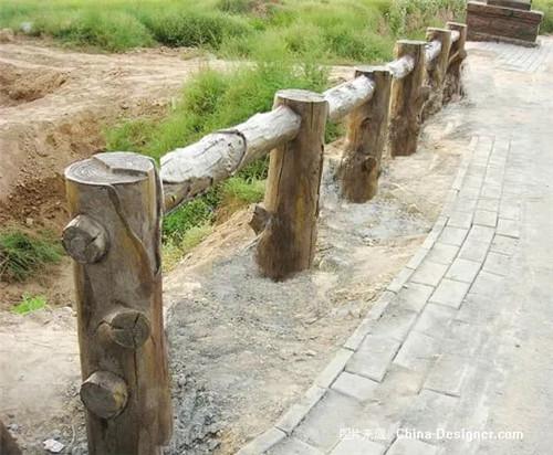 西安水泥仿木价格