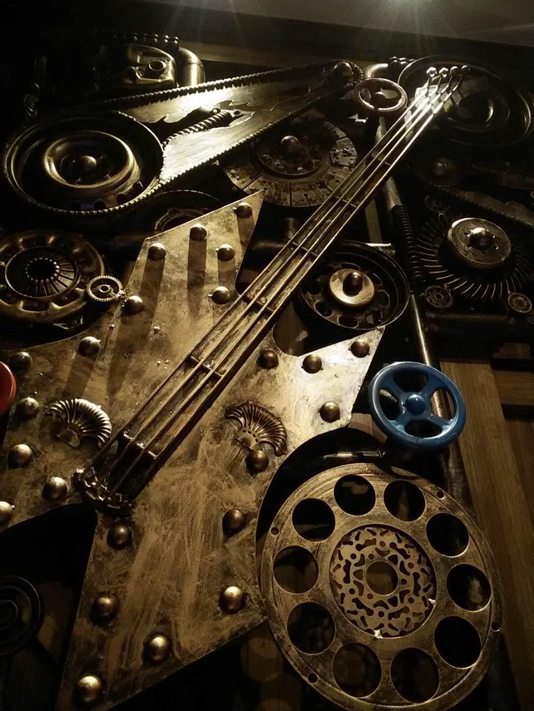 铁艺造型装饰