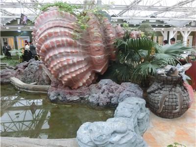 水泥雕塑的造型和着色技巧你知道吗?