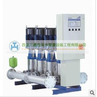 西安三通无负压供水设备功能特点: