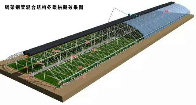 西安温室大棚制作