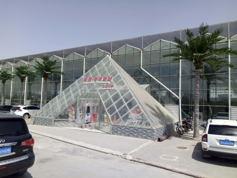 西安玻璃温室大棚设计