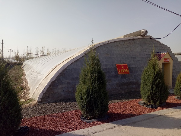 西安温室大棚工程